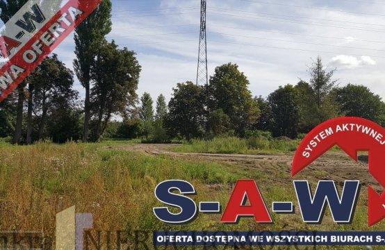 Rumia działka budowlana ul.Świętopełka również pod inwestycję 871m2