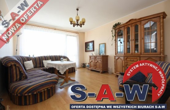 Mieszkanie 3 pokoje 60 m2 Wejherowo