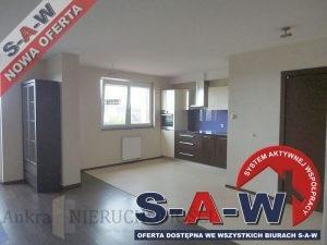 Mieszkanie dwupoziomowe 70 m2 Gdynia Chwarzno
