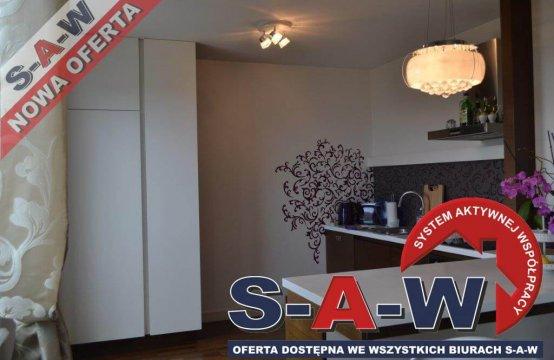 Mieszkanie dwupoziomowe, 2 pokoje 68m2, Gdańsk Morena