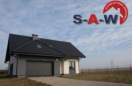Tuchom dom wolnostojący 237 m2