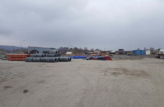 Działka przemysłowa 6000 m2 przy Hutniczej Rumia