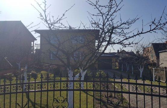 Bolszewo dom wolnostojacy dwurodzinny 210 m2