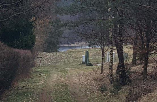 Działka budowlana Żuromino 150m od jeziora