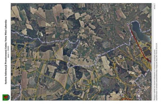 3 działki 1,42 ha, 1,29 ha i 1,77 h Wilkowie Nowowiejskim, okolice Nowa Wieś Lęborska