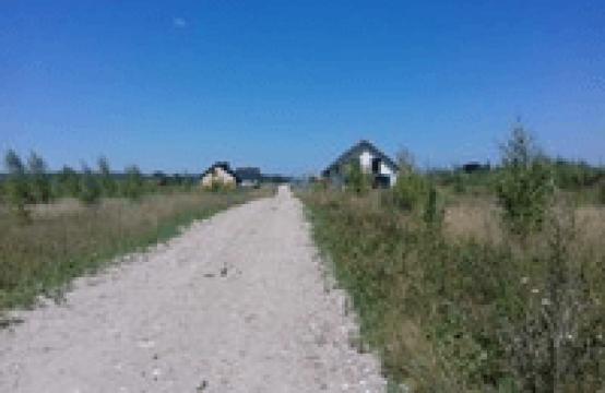 Działka w okolicach Pucka we wsi Darżlubie